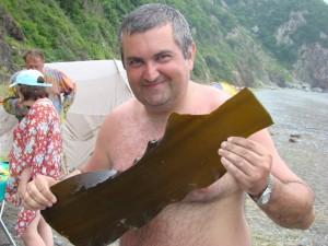 С морской капустой