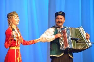 Татарская народная музыка.101