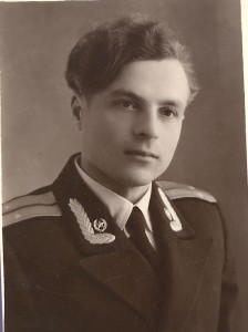 Иван Федорович Евсеев 1959