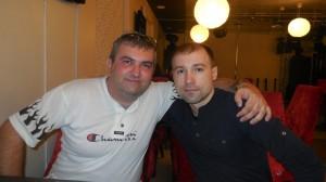 Сергей Хамзин и Алексей Поляков