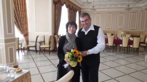 С Юлией Слипченко